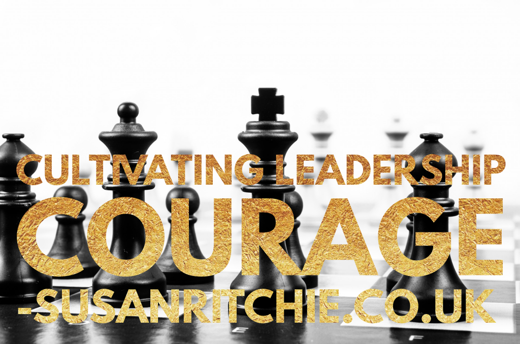 Cultivating Leadership Courage